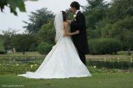 Ślubne zdjęcie