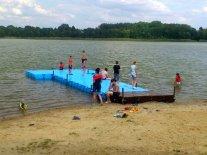 Pomosty pływające - dane techniczne
